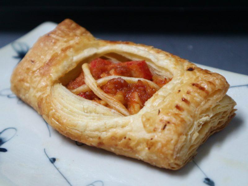 Ảnh minh họa: Chili Crab - Một loại bánh Puff pastry